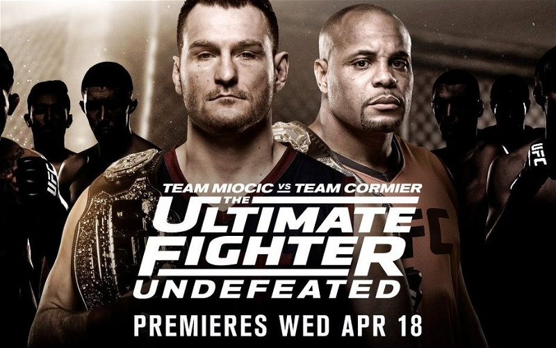 Image for The TUF 27 TUFtermath: Episode 9