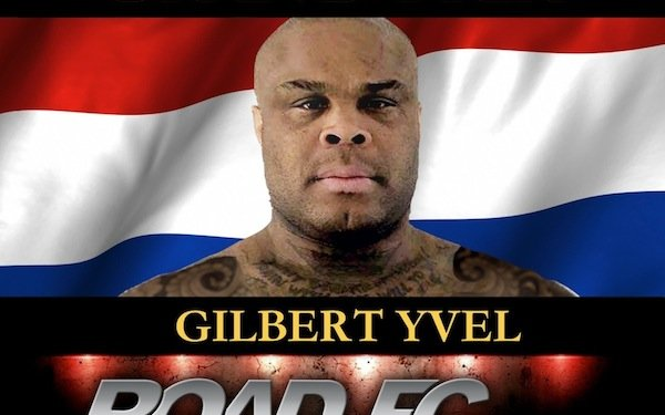 Image for Gilbert Yvel joins ROAD FC 2018 Openweight Grand-Prix