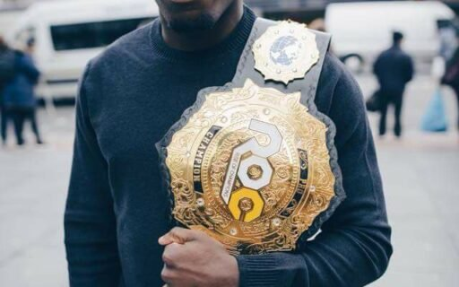 """Image for Bellator 200's Mike Ekundayo: """"I want for People to say, 'Ah, that's that Arena that Mike Ekundayo Fought at'"""""""
