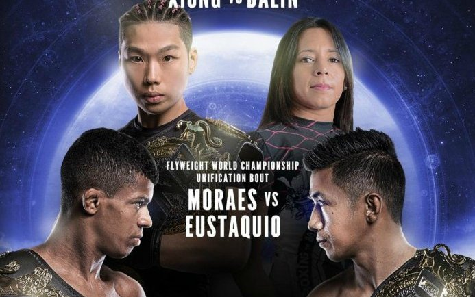 Image for Two title fights top ONE Championship: Pinnacle of Power