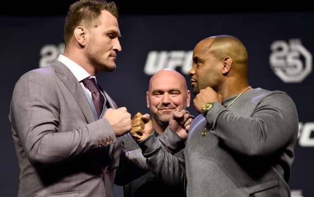 Image for A Look At The UFC 226 Main Card Betting Lines