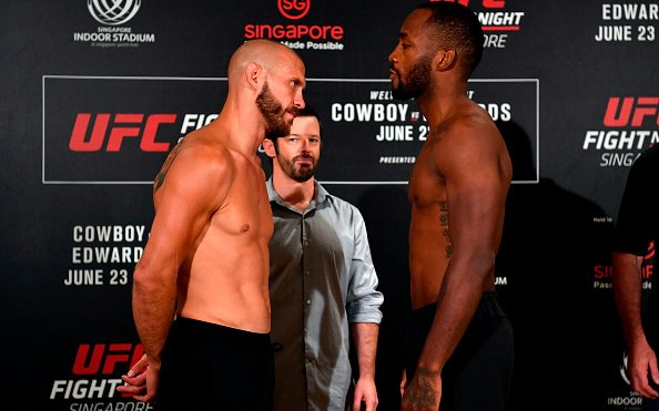 Image for UFC Fight Night 132 Results