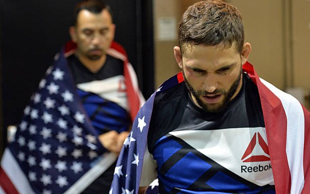 Image for Chad Mendes: From Bright Lights to Dark Times
