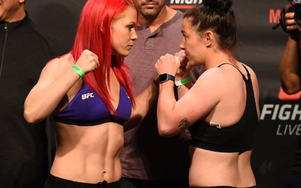 Image for Gillian Robertson: Continuing the Great Women's Tradition at American Top Team