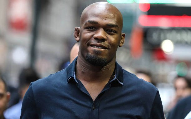 Image for Jon Jones fires back in response to DC comments
