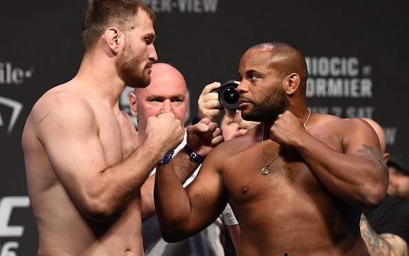 Image for Live UFC 226 Results