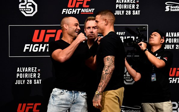 Image for UFC on FOX 30 Results