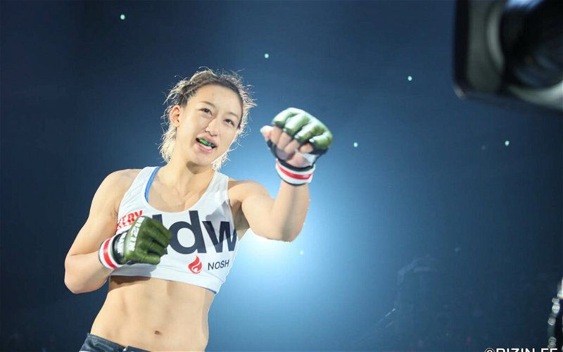 Image for Rin Nakai out of tonight's RIZIN 11 bout against Sugiyama, kickboxing addition joins line-up