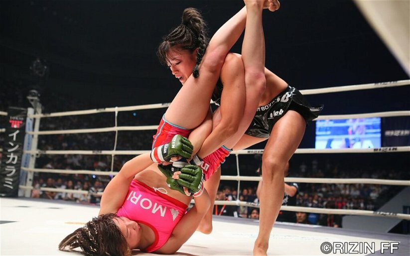 Image for RIZIN 11 Recap: Fantastic fights, wild finishes, and one stinker