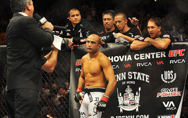 Image for History of MMA in United States: Hawaii