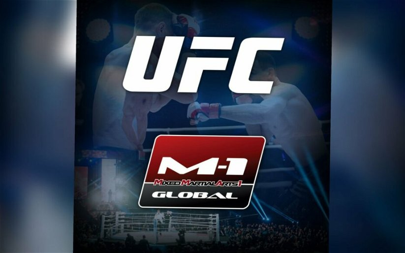 Image for UFC Partners with M-1 Global