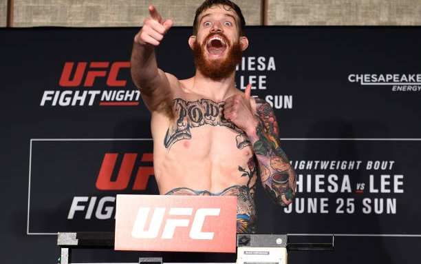 Image for UFC Calgary's Devin Powell and the Risk of Living Life