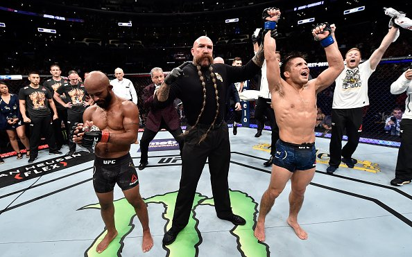 Image for Top five fights to make after UFC 227