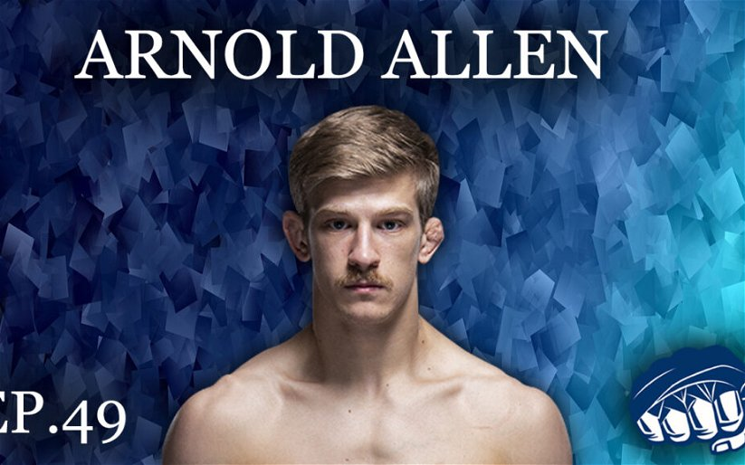 Image for Arnold Allen Wants To Fight At UFC 231 In Toronto