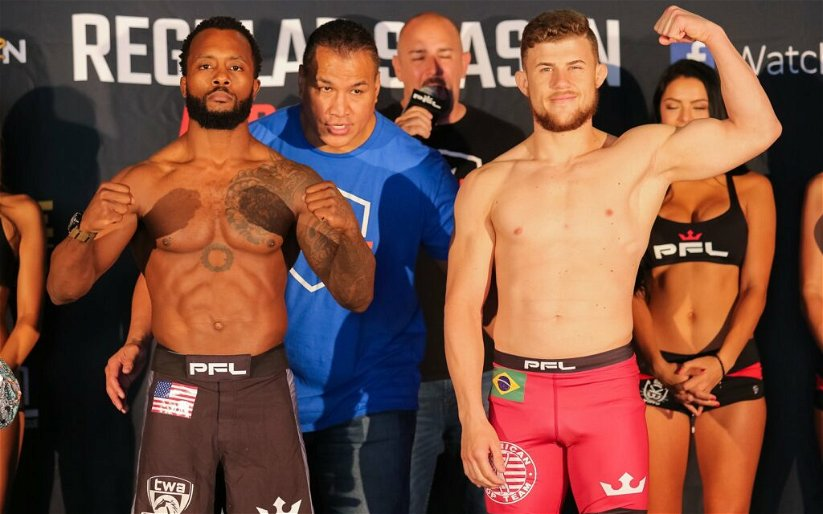 Image for PFL 5 Results