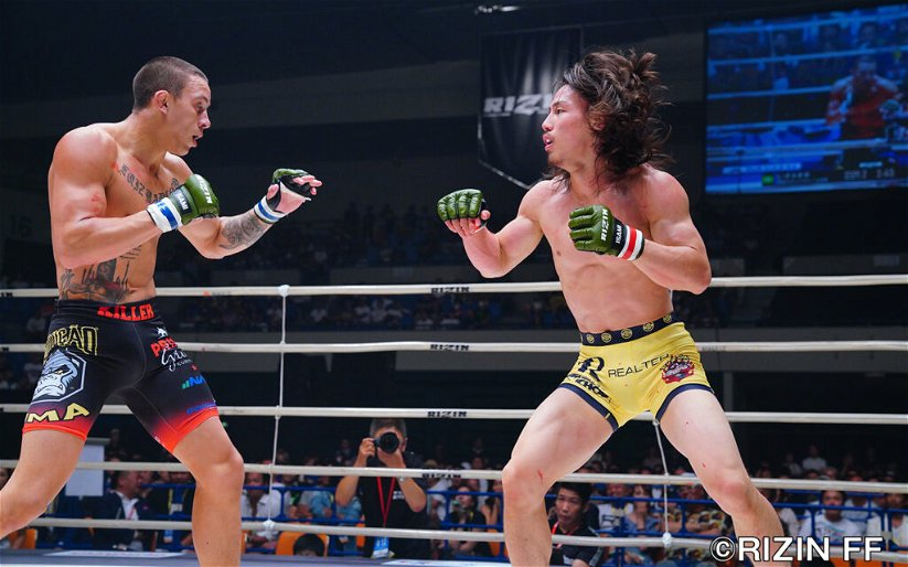 Image for RIZIN 12 Recap: Hard-fought submissions, big knockouts, and another quality RIZIN event