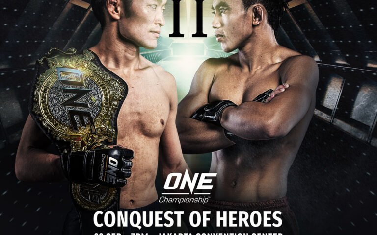 Image for ONE: Conquest of Heroes begins to take shape with strawweight title fight and the debut of Yuya Wakamatsu
