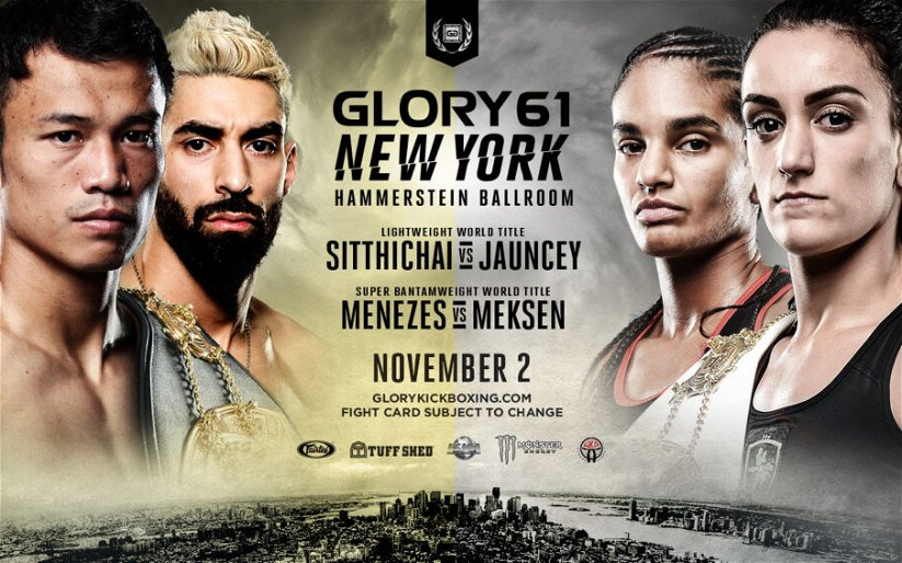 Image for Sitthichai defends lightweight title vs. Canada's Josh Jauncey in New York
