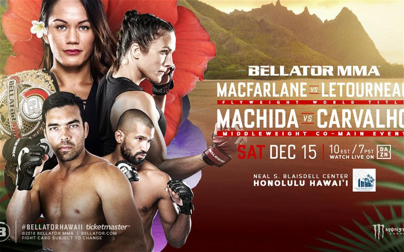 Image for Bellator Hawaii stacking up with addition of four pivotal match-ups