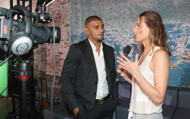 Image for Douglas Lima: The Quest Back to the Top of the Mountain