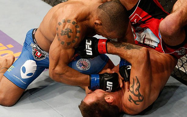 Image for Hector Lombard MMA Takedowns