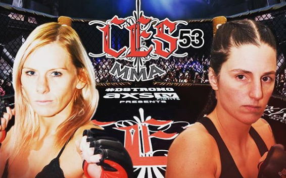 Image for Hilarie Rose vs. Jenna Serio Added to CES 53