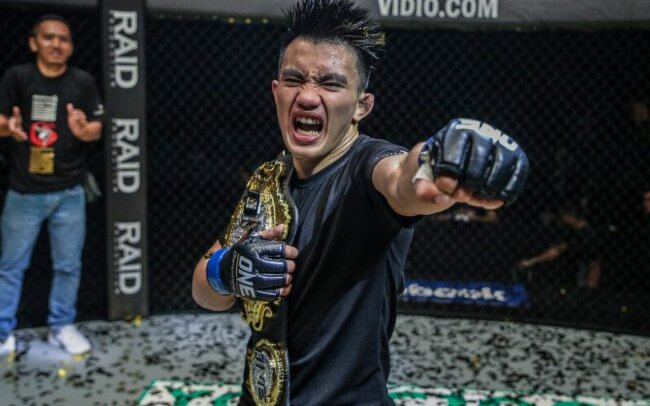 Image for ONE: Conquest Of Heroes Results – Joshua Pacio Crowned New Strawweight Champion