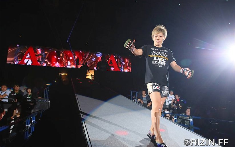 Image for 10 Fights to Make Following RIZIN 13