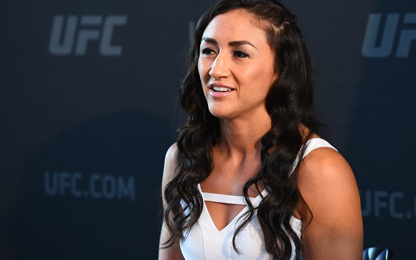 Image for Carla Esparza Calls for UFC Women's Atomweight Division on Instagram Post