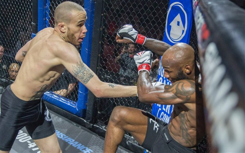 Image for Shamrock FC 311's Sean Woodson Predicts He'll Finish Rashard Lovelace in Rematch