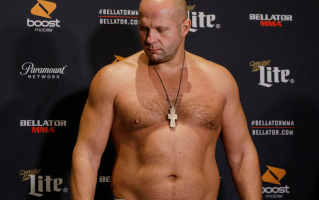 Image for Bellator 208 Weigh-In Results