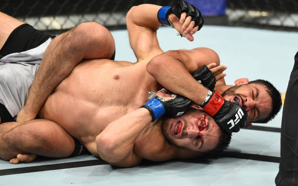 Image for Julio Arce: Road to UFC 230