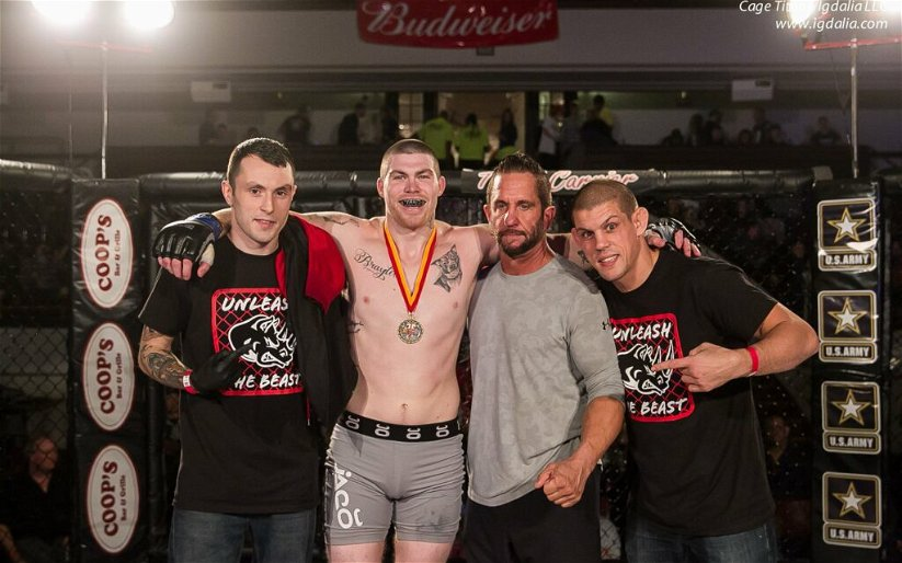 Image for Marty Navis talks Successful Pro Debut at Cage Titans 41