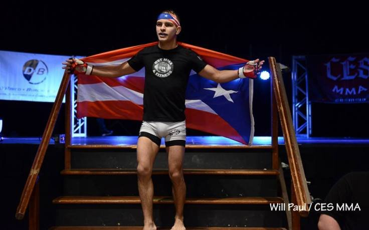 Image for Richie Santiago Talks UFC Flyweight Division After CES 53 Victory