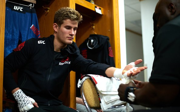 Image for UFC and Sage Northcutt to go Separate Ways
