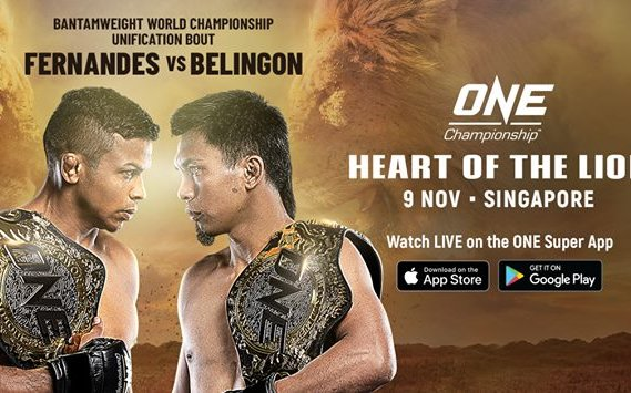 Image for ONE Championship: Heart of the Lion Results