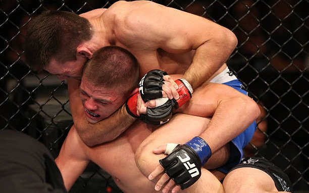 Image for The Rear-Naked Choke and Demian Maia vs Jorge Masvidal Uncovered