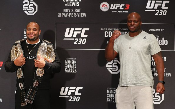 Image for UFC 230 Results