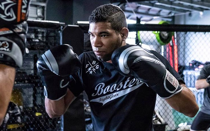 Image for Exclusive Interview: Herbert Burns Focused on Joining Brother in the UFC