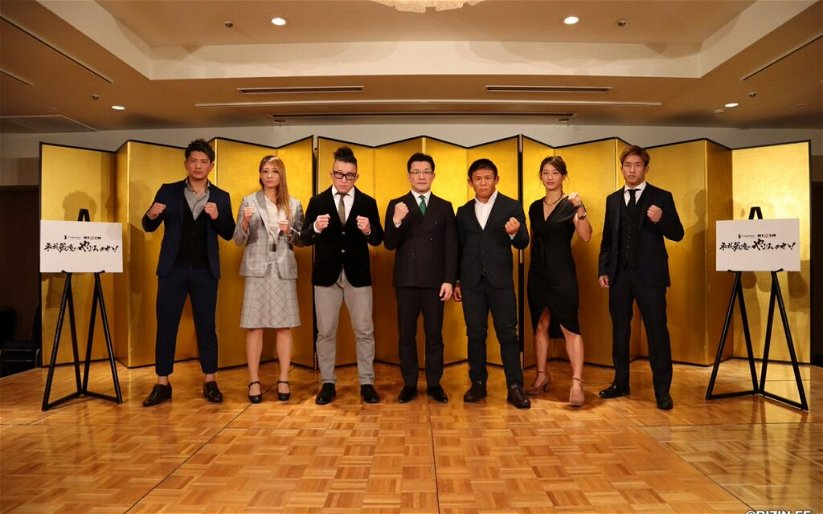 Image for 'RIZIN: Yarennoka!' Press Conference Fighter Quotes