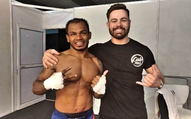 """Image for Lachlan Conway Talks """"India vs Jordan"""" Match-up at Brave 20, BJJ in India"""