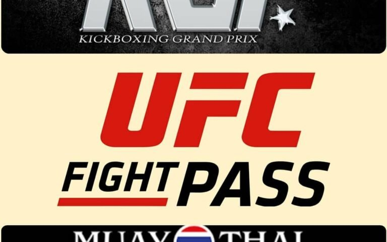 Image for UFC Fight Pass Adds UK Muay Thai/K-1 Promotion to Library