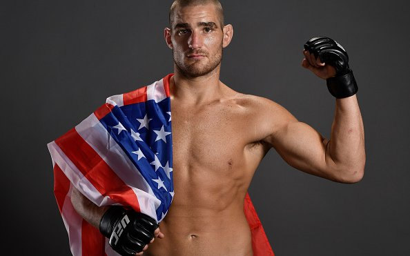 Image for UFC Welterweight Sean Strickland Injured in Motorcycle Accident