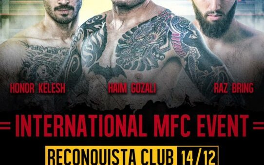 Image for Mix Fight Combat Coming to Kiev for its First International Event