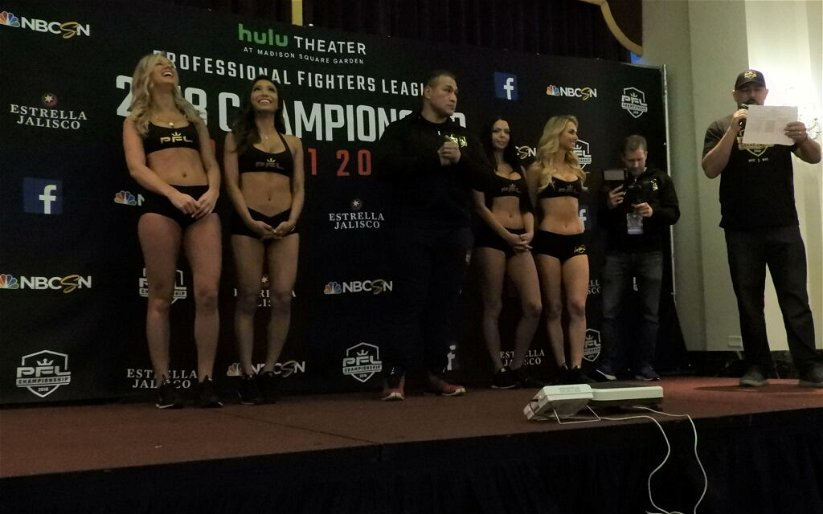 Image for PFL 11 Fighters All Make Weight