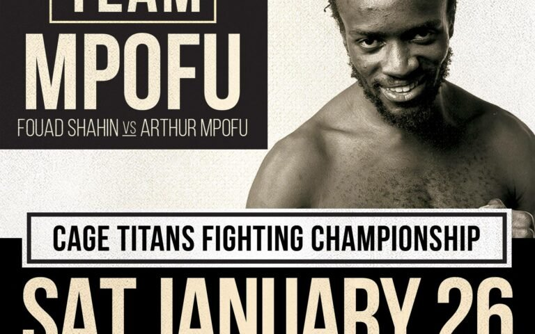 Image for Arthur Mpofu tours SBG East Ahead of Cage Titans 42