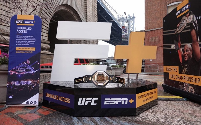 Image for New UFC Belt Getting Mixed Reviews, Will Premiere on ESPN