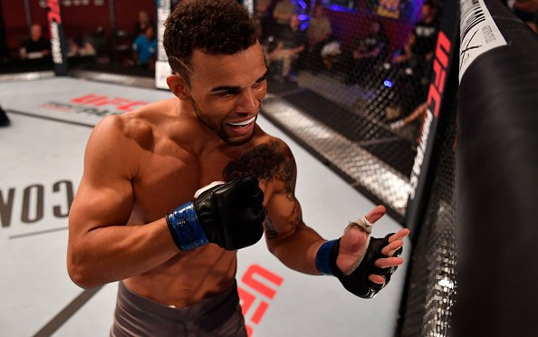 Image for Te Edwards Feels Size Advantage Will Lead to Victory Over Dennis Bermudez at UFC on ESPN+ 1