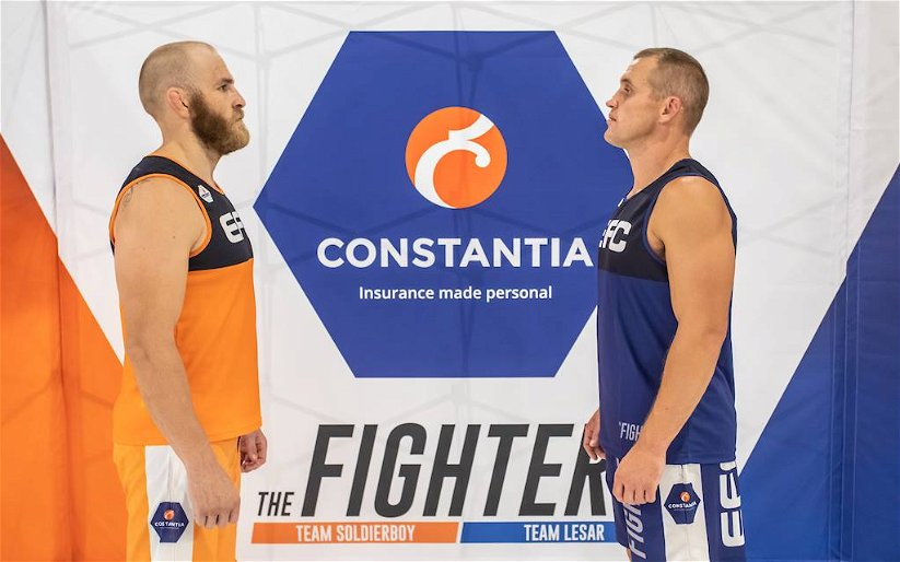 Image for EFC 'The Fighter' Season 2 Contestants Revealed
