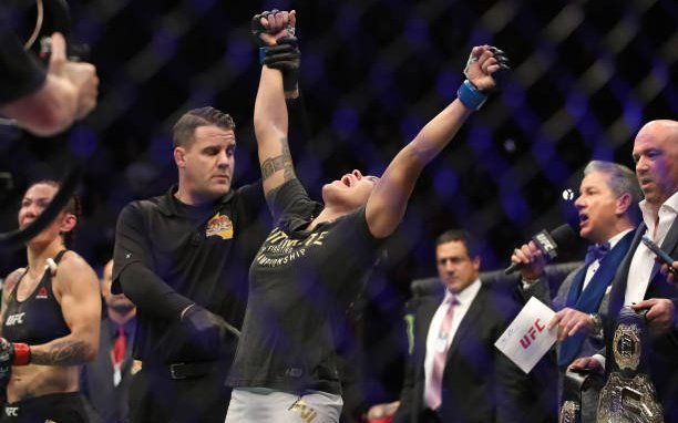 Image for Opinion: Amanda Nunes is the Women's GOAT
